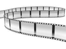 Filmen Sie Streifen lizenzfreie stockfotos