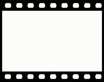 Filmfeld Lizenzfreie Stockfotografie