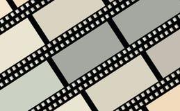 Filmfilmer Bakgrund Arkivbilder