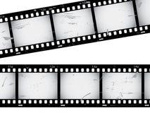 filmgrunge stock illustrationer