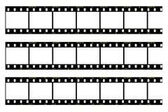 Filmi la striscia Fotografie Stock Libere da Diritti