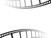 Filmi la striscia Fotografie Stock
