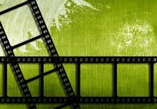 Filmi le strisce Immagini Stock