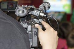 Filming Stock Photos
