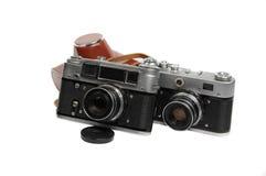 Filmkamera Stockfotos