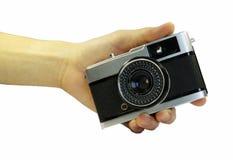 Filmkamera Lizenzfreie Stockbilder
