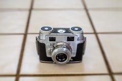 Filmkamera för tappning 35mm fotografering för bildbyråer