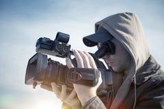 Filmmaking Royalty Free Stock Image