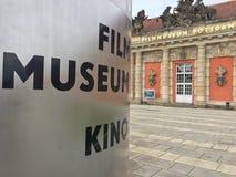 Filmmuseum Potsdam, Tyskland arkivfoton