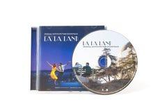 Filmmusik för LaLaland Arkivfoto