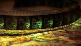 Filmnegation Royaltyfri Bild