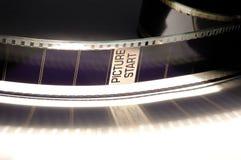 Filmnegativ Stockfoto