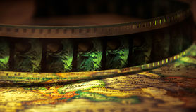 Filmnegativ Lizenzfreies Stockbild