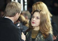 Filmproduzent Barbara Broccoli Stockbilder