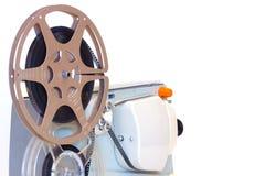Filmprojektion Stockfotografie