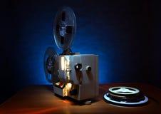 Filmprojektor Arkivfoto