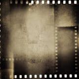 Filmramar Royaltyfri Bild