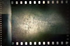 Filmramar arkivfoton