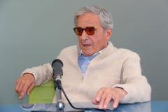 Filmregisseur Amasi Damiani lizenzfreie stockfotografie