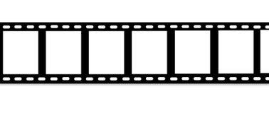 filmremsa Arkivbild