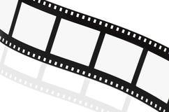 Filmremsa Arkivfoton