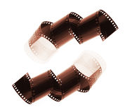 filmremsor Arkivfoton