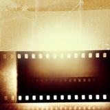 Filmremsor Royaltyfria Bilder