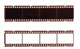 Filmremsor Arkivfoto