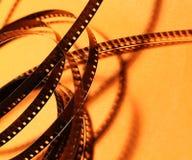 Filmrolle Lizenzfreies Stockbild