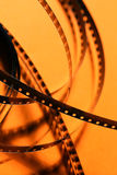 Filmrolle Stockbild