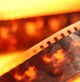 Filmrulle Royaltyfria Bilder