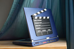 Films d'ordinateur Images stock
