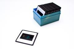 Films de glissières Image stock