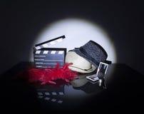 Films et théâtre Images stock