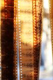 Films photographiques Images stock