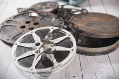 Films and reels Stock Photography
