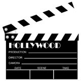 Filmschindel Lizenzfreie Stockfotos
