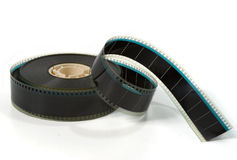 filmsläp för 2 film Royaltyfria Bilder