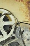 Filmspoel Royalty-vrije Stock Foto's