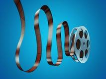 Filmspoel Stock Foto's