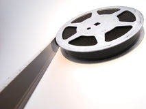 Filmspulen Lizenzfreie Stockfotografie