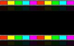 Filmstreifen Стоковая Фотография RF