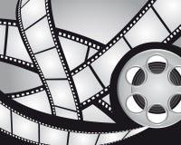 Filmstreifen und videofilm Stockfotos