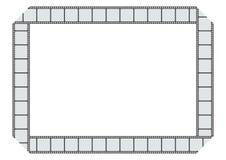 filmstrip框架无格式 皇族释放例证