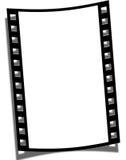 filmstrip框架 库存照片