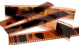 Filmstrip Fotografia de Stock