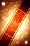 Filmstrip Photo libre de droits