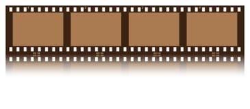 filmstrip Стоковое Изображение RF