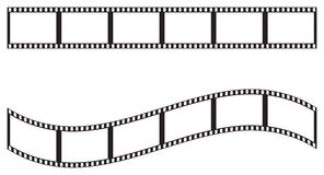 Filmstrip royalty free stock images