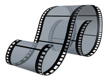 Filmstrip stock illustration